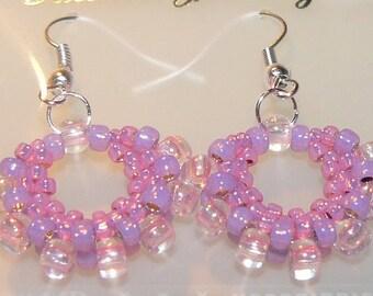 Pink circles 2
