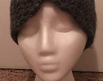 Crochet Bow Ear Warmer - Crochet Headband - Bow Headband - Gifts for Her - Women Accessories