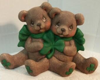 Irish Cuddle Bears
