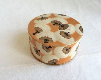 1920s 1930s Coty Face Powder France poudre Naturelle Rachel Powder Box