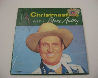 Gene Autry - Christmas With Gene Autry - Circa 1960's