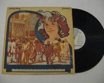 Carole King - Fantasy - Circa 1973