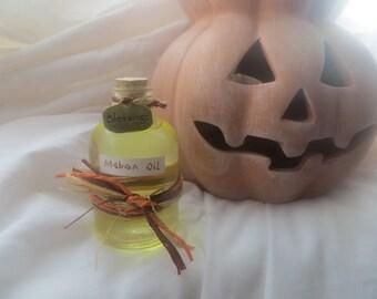 Mabon oil, Autumn Equinox oil, ritual, perfume, oil, sabbat oil