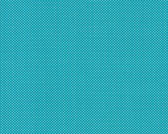 Moda fabrics - Dottie by Moda - 45010 54 turquoise