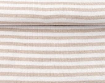 Ringel cuff circumference 70 cm sand/white