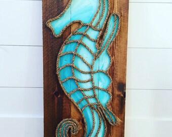 Detailed Sea Horse