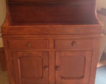Antique Dry Sink/ Buffet/ Sideboard