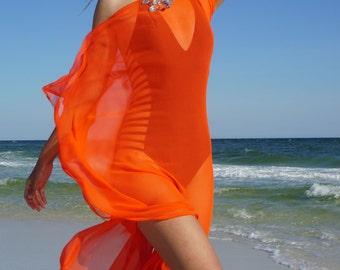 Beach cover up, coverup, silk kaftan, beach dress, kaftan dress, caftan, resort wear, must have luxury for any beach vacation
