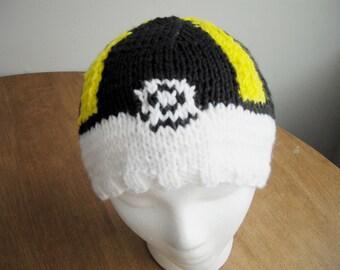 Pokemon Ultra Ball Pokeball Knitted Hat