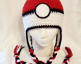 Poké Ball Hat   Pokémon Hat