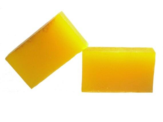 The LEMON Bar - Organic Lemons to Help Lighten Dark Spots & Tighten the Pores  / Vegan / Energize / Awaken / Refresh / Face / Gift for Her