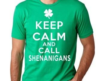 St Patricks T-Shirt Pub Party Irish Shamrock Clover T-Shirt