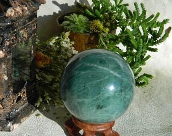 Green Apatite - The Stone for Abundance and Balance