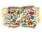 Vintage Fabric, Fabric Bundle, Scrap Pack, Liberty Fabric, Craft Supplies, Retro Fabric, Remnants.