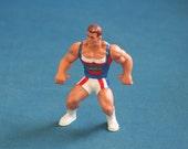 American Gladiators Laser Figure Mattel 1991 goldwyn action figure toy