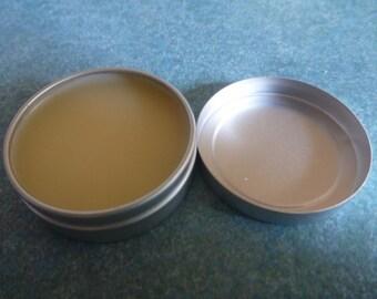 Paraben Free Organic Lip Balm - 15ml tub Made with 90% Organic Ingredients