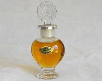 Avon PERSIAN WOOD  Vintage Cologne For Women 0.5oz Bottle, Full