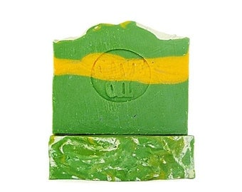 bay rum soap -men's soap bars - Father's Day gift - bay rum - olive oil soap - gift for him - bar soap - gift for dad - Michigan made soaps