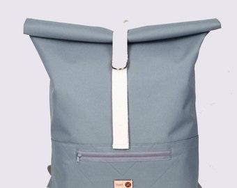 Messenger Backpack Darkbrown