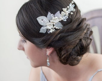 Sale 50% Off - Bridal Comb Sienna, Bridal headpiece
