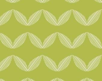 Joie de Vivre - Joy Plante Chartreuse - Bari J. Ackerman - Art Gallery Fabrics (JOI-89124)