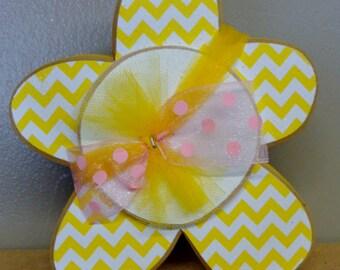 Spring Decor, Daisy Decor, Interchangeable O for Home sets