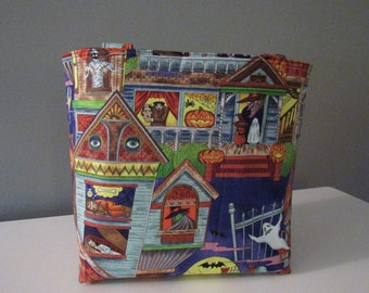 Medium Halloween Trick or Treat Bag