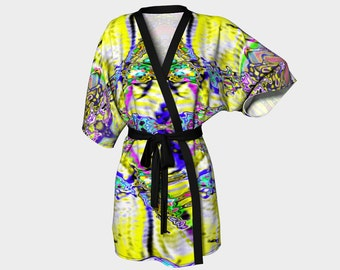 06518-2b Kimono Robe