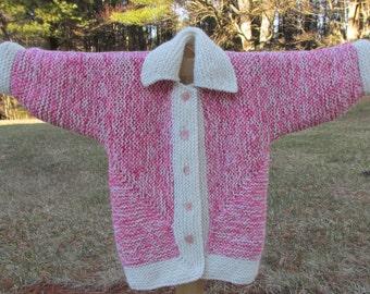 Child Cardigan Sweater