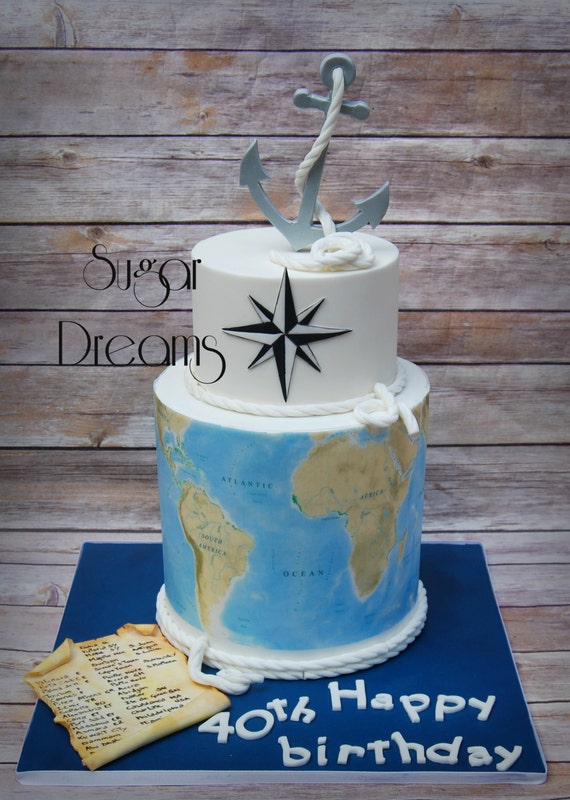 map cake frosting sheets icing sheet wafer paper map