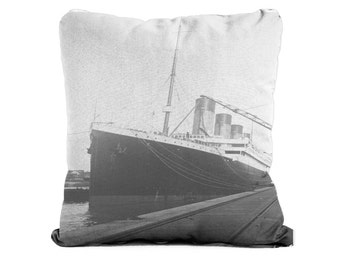 RMS Titanic - Cushion Case Covers, New Cotton Textile
