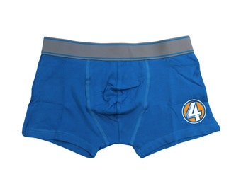 Anchorman: Kvwn 4 Logo Mens Boxer Briefs