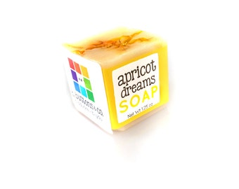 Apricot Dreams Shea Soap