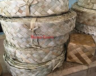 Lauhala Braids / Belting Wholesale / Bulk (Minimum order = 10 rolls) at Affordable Price