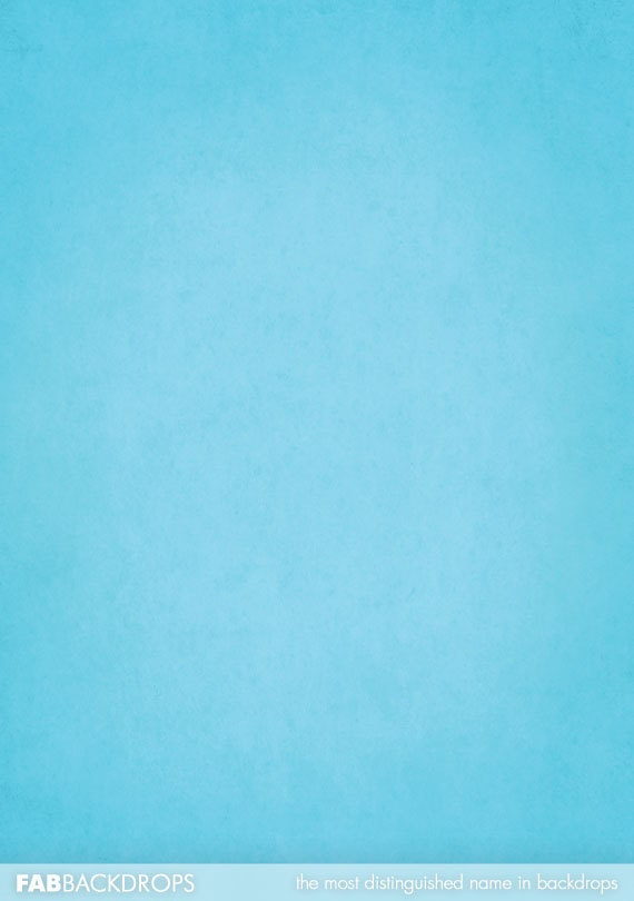 5x7 Caribbean Blue Solid Color Backdrop Blue Color