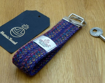 Harris Tweed Keyring