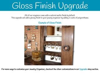 Gloss Finish Upgrade