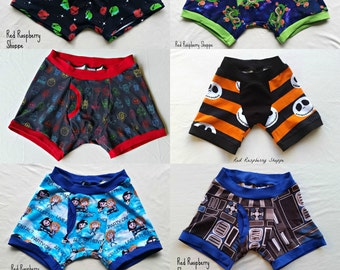 Kid's Boxers, Made to Order