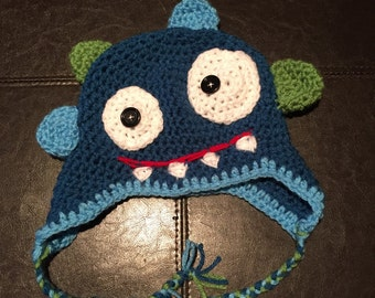 Little monster hat