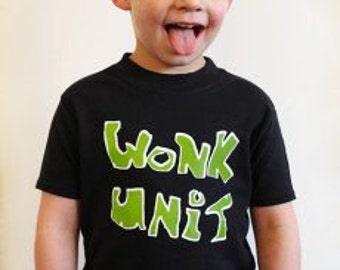 Wonk Unit Kids T-Shirt