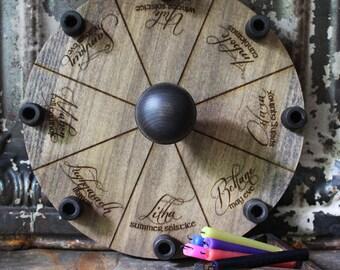 Heirloom Candle Sabbat Wheel of the Year (13 inch)