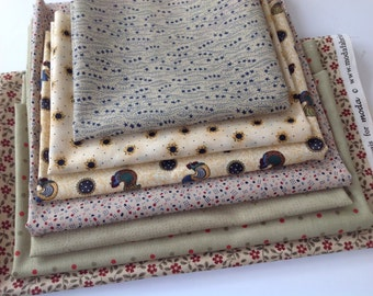 Quilting fabric bundle craft patchwork 100% cotton Moda projects