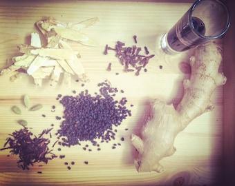 Herbs and Roots medicinal syrup
