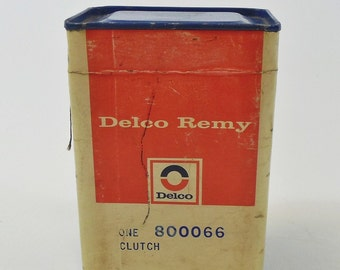 Vtg Delco Remy Drive Clutch #800066 - Unopened, New Old Stock, General Motors GM