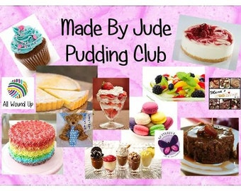 Yarn Club Pudding Club