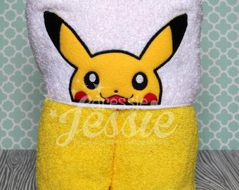 Pika Hooded Towel