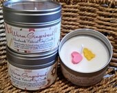 SALE - Warm Gingerbread Natural Soy Wax Candle