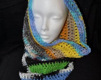 wrap around scarve