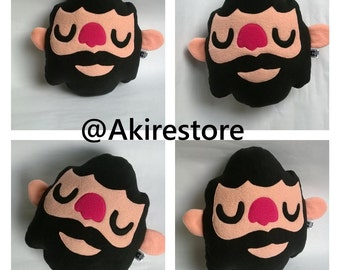 BEARD MAN PLUSH