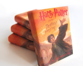 Harry Potter and the Deathly Hallows Mini Notebook